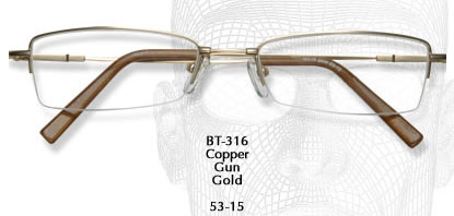 Bendatwist  BT 316 Eyeglasses