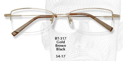 Bendatwist  BT 317 Eyeglasses