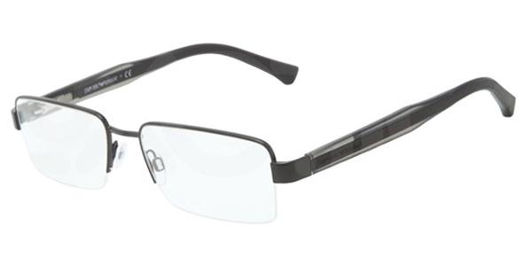 Armani Rimless Glasses Frames : Emporio Armani Rimless Eyeglasses - EA1001, EA1006, EA1012 ...