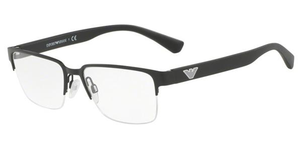 Emporio Armani Rimless Eyeglasses - EA1001, EA1006, EA1012 ...