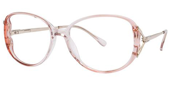 Gloria Vanderbilt Butterfly Eyeglasses - Gloria Vanderbilt 765