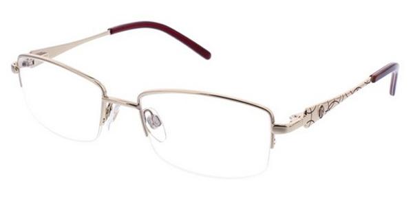 Jessica Mcclintock Eyeglass Frames 049 : Jessica McClintock Rimless Eyeglasses - JMC 022, JMC 026 ...