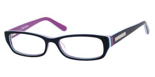 Search Eyeglass Frames By Color : Juicy Couture Eyeglasses - Bridge: 15 - Temple: 130 ...