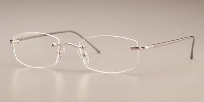 Legendary Looks Rimless Eyeglasses - 175, 237, Art-Bilt ...