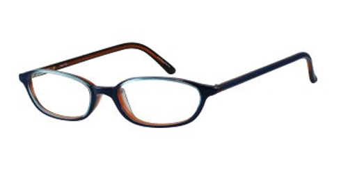 Magic Clip  M 267 w/Magnetic Clip-on Eyeglasses