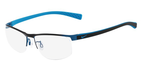 Nike Rimless Eyeglasses - NIKE 7077, NIKE 7078, NIKE 7079 .