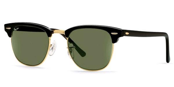 Image for Ray-Ban  RB 3016 Clubmaster Sunglasses