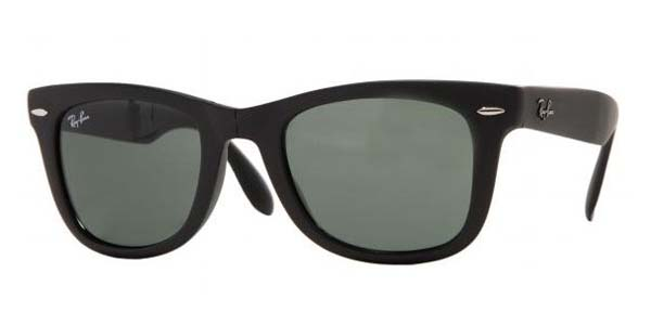 Image for Ray-Ban  RB 4105 Folding Wayfarer Sunglasses