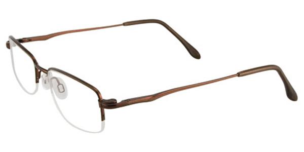 Cargo Rimless Eyeglasses - C5010 w/magnetic clip on, C5015 ...