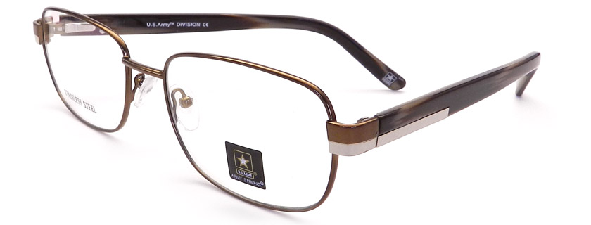 US Army  Division Eyeglasses
