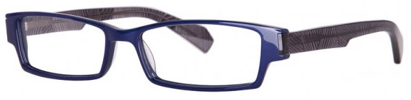 J K London  Bank Eyeglasses