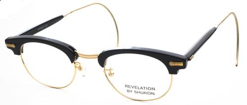 Image for Shuron  Ronsir Revelation w/ Relaxo Cable Temple Eyeglasses