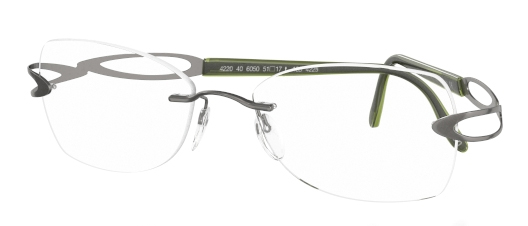 Silhouette  4219 (4225 Chassis) Eyeglasses