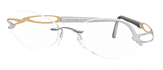Silhouette  4220 (4225 Chassis) Eyeglasses