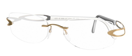 Silhouette  4221 (4225 Chassis) Eyeglasses