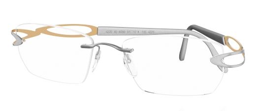 Silhouette  4222 (4225 Chassis) Eyeglasses